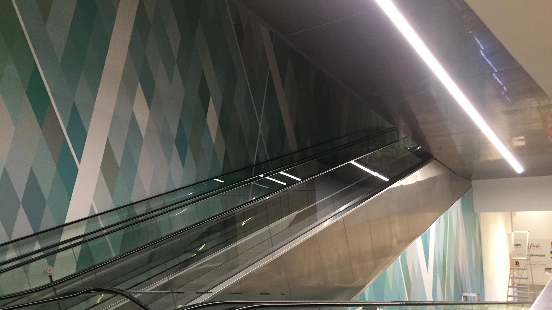 Complex wallpapering - Westfield
