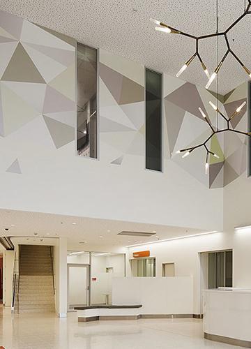 Complex Wallpapering